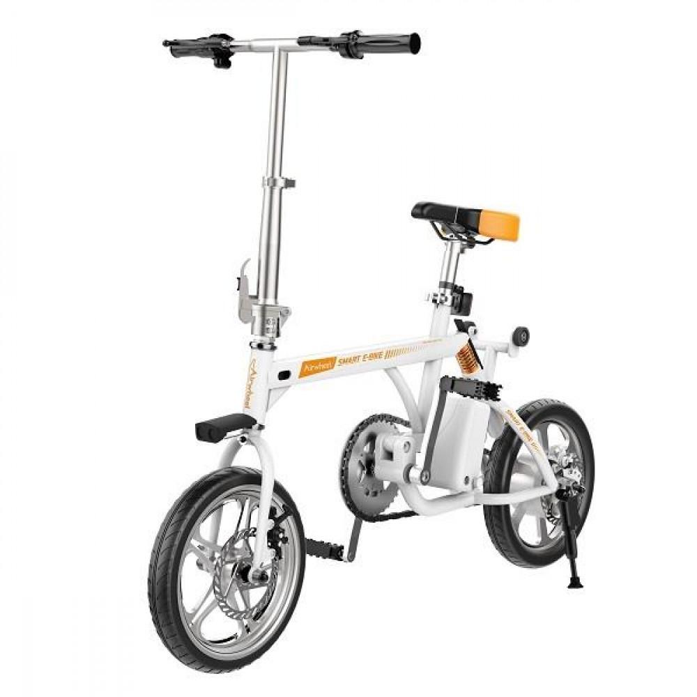 Електровелосипед AIRWHEEL R3 + 214.6WH (білий)