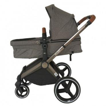 Дитяча коляска Welldon 2 в 1 (сірий)