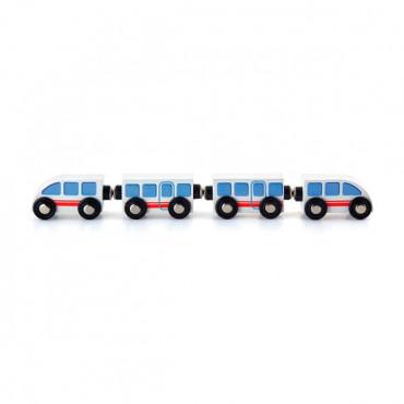 Набор для железной дороги Viga Toys Экспресс-поезд