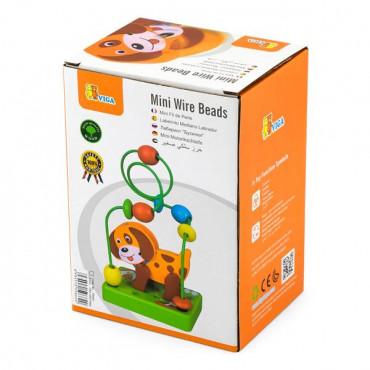 Деревянный лабиринт Viga Toys Собачка