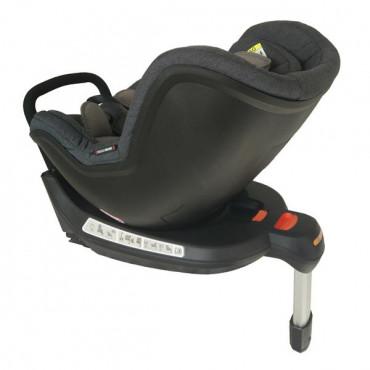 Автокресло Welldon Safe Rotate FIX (графитовый/серый)