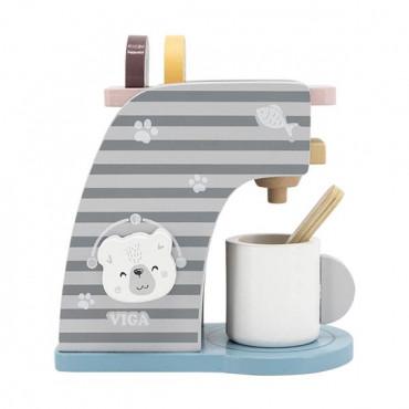 Игрушечная кофемашина Viga Toys PolarB из дерева