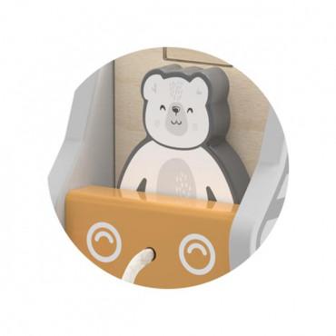 Деревянная каталка-сортер Viga Toys PolarB Грузовичок