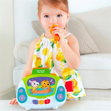 Музична іграшка Hola Toys Караоке