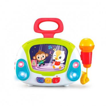 Музыкальная игрушка Hola Toys Караоке