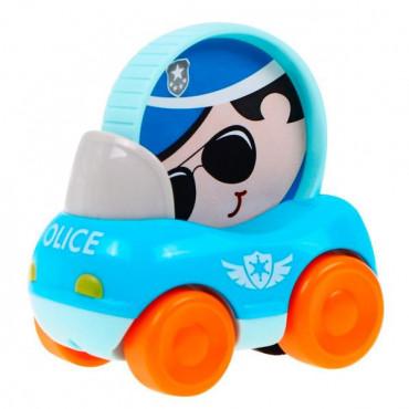 Набір іграшкових машинок Hola Toys Спеціальний транспорт, 3 шт.