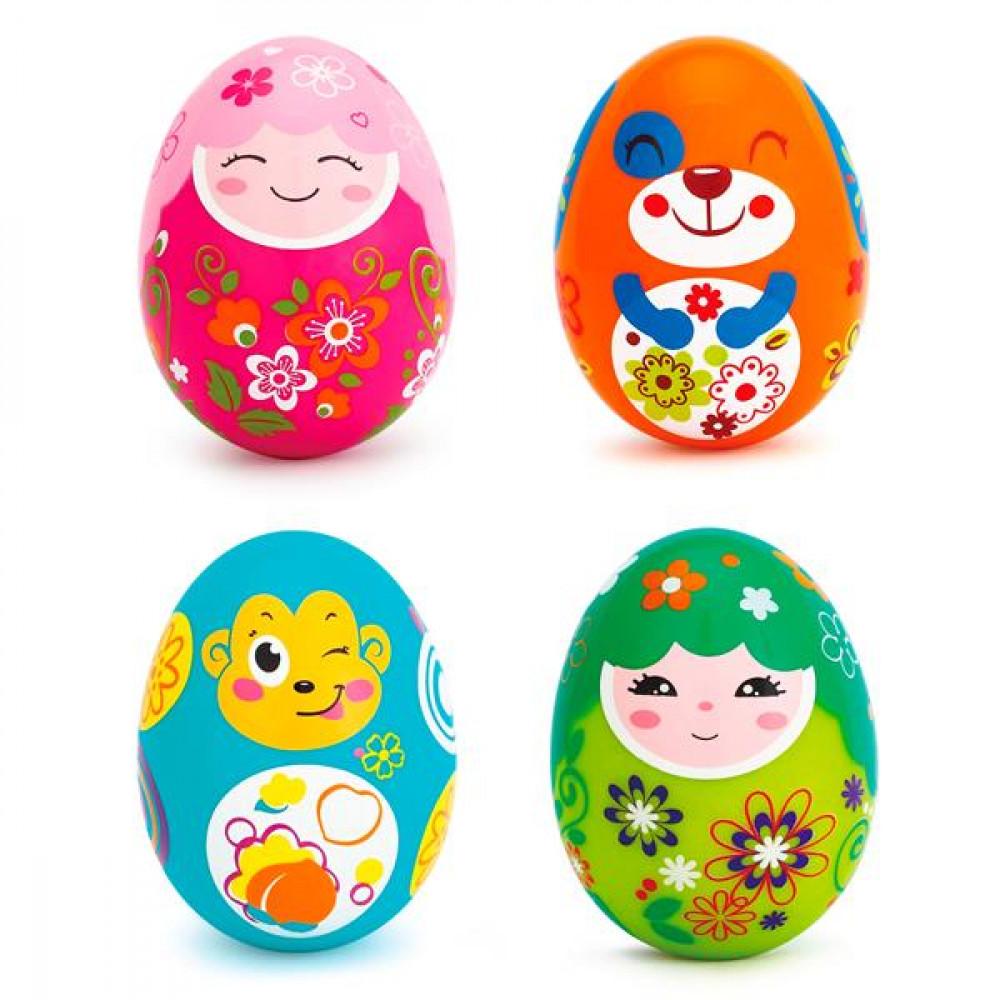 Брязкальце Hola Toys Яйця в асорт.