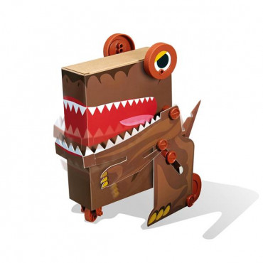Научный набор 4M Динозавр из коробок