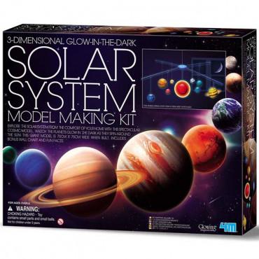 Набор для исследований 4M 3D-модель Солнечной системы