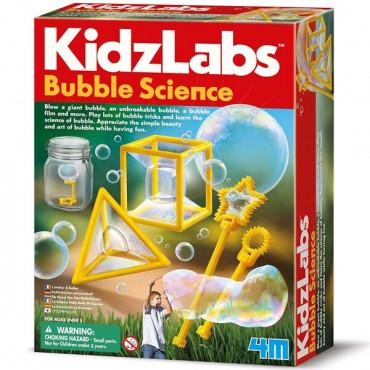 Набор для исследований 4M Волшебные пузыри