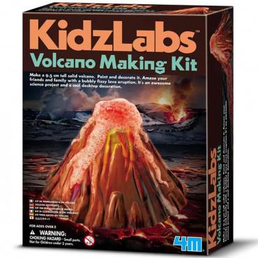 Набор для исследований 4M Вулкан