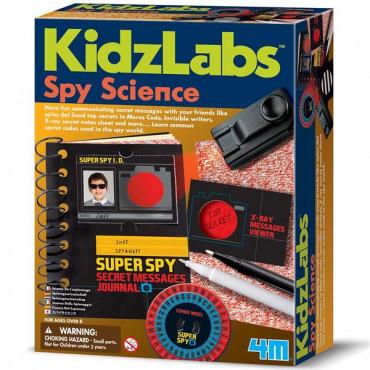 Набор шпиона 4M Секретные сообщения