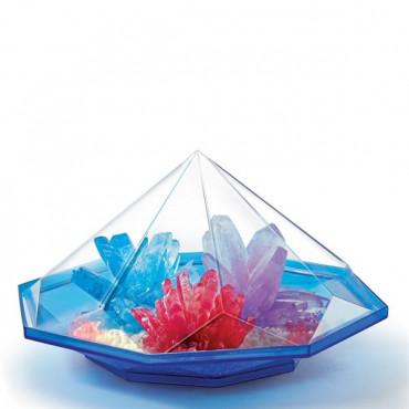 Набір для досліджень 4M Сад з кристалів