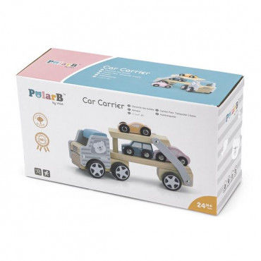 Деревянная игрушечная машинка Viga Toys PolarB Автовоз