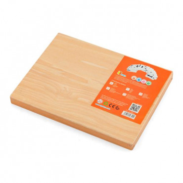 Игра-головоломка Viga Toys Деревянный танграм неокрашенный, 7 эл.