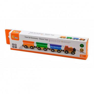 Набор для железной дороги Viga Toys Поезд
