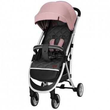 Коляска прогулочная CARRELLO Gloria CRL-8506/1 Coral Pink +дождевик M /1/ MOQ R