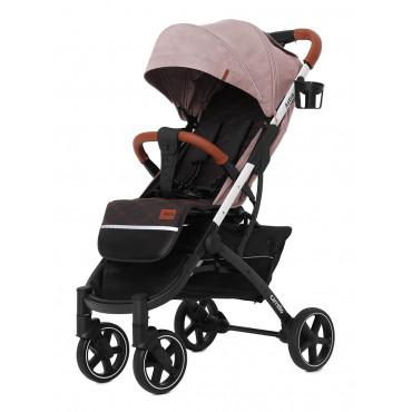 Коляска прогулочная CARRELLO Astra CRL-5505 Apricot Pink +дождевик S /1/ MOQ
